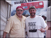 BGB meets Russell Newberry