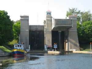 Peterborough Locks